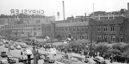 Chrysler historic photo
