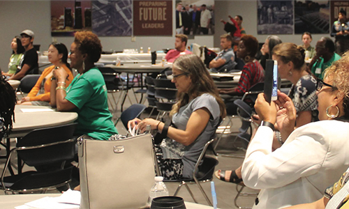 Lead partner for community engagement for the Detroit Office of Sustainability's Detroit Sustainability Action Agenda