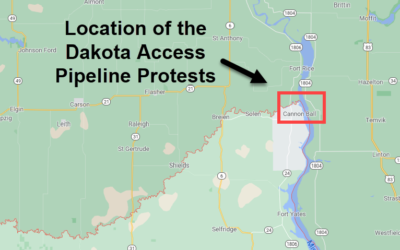 EJ Challenge: South Dakota Access Pipeline